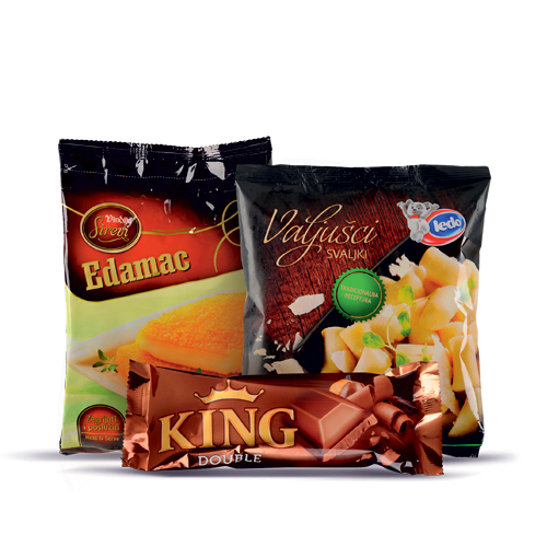 Frozen products and fresh products